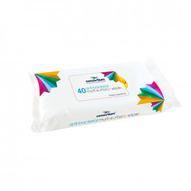 Consortium Anti-Bacterial Multi-Surface Wipes