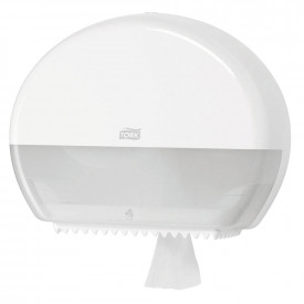 TORK® Elevation T2 Mini Jumbo Toilet Roll Dispenser
