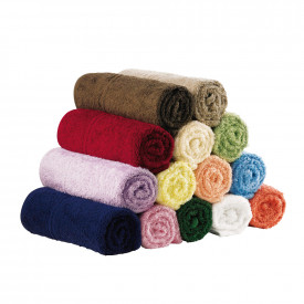 Evolution-Knit Bath Towels