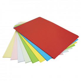 A3 Mixed Tints Paper - Assorted Pack