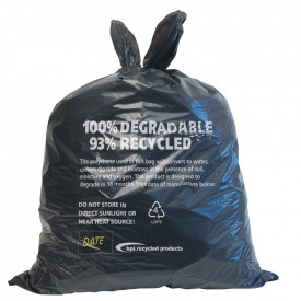 Medium-Duty Degradable Refuse Sacks