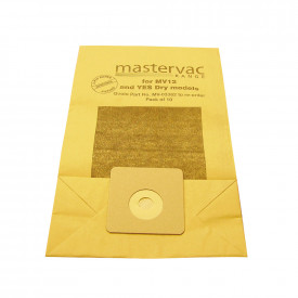Mastervac MV12 & MV12s Dustbags