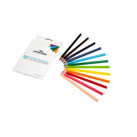 Consortium Easy-Grip Triangular Colouring Pencils