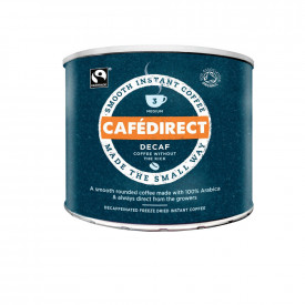 Cafédirect Organic Decaf Smooth Instant Coffee