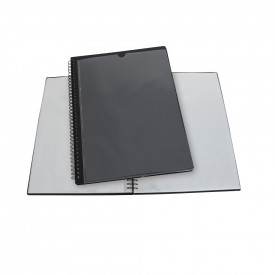 A4 Spiral Bound Display Books
