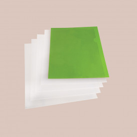 Budget Essentials A4 Cut Flush Folders