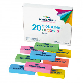 The Consortium Coloured Pencil Eraser