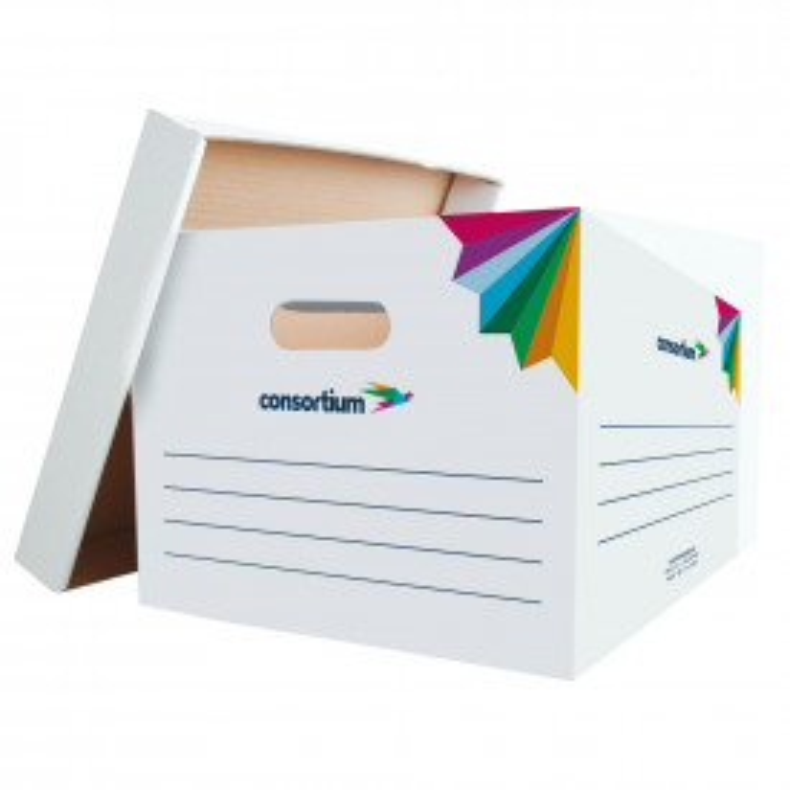 Consortium Archive Storage Boxes