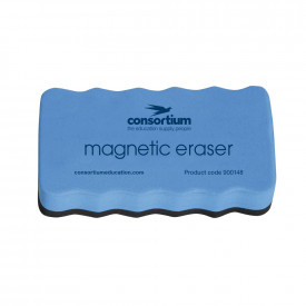 The Consortium Magnetic Whiteboard Eraser