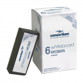 Value Whiteboard Erasers