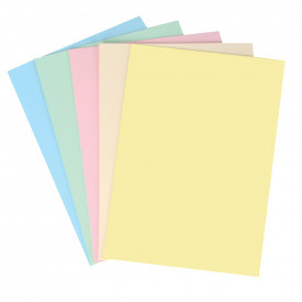 A4 Coloured Lightweight Copier Card