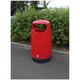 Consort Hooded Bins