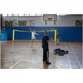 Multisport Tennis and Badminton Net Set 3m and 6m