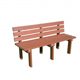 Reston 3 Seater Bench