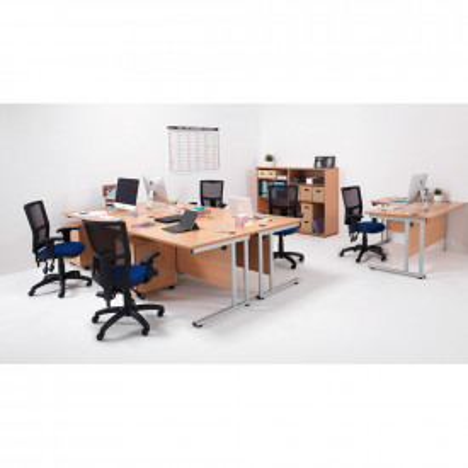 Express Straight Desk