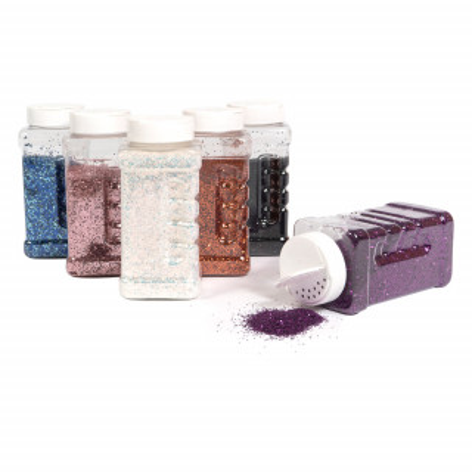 Vibrant Colours Glitter Pack
