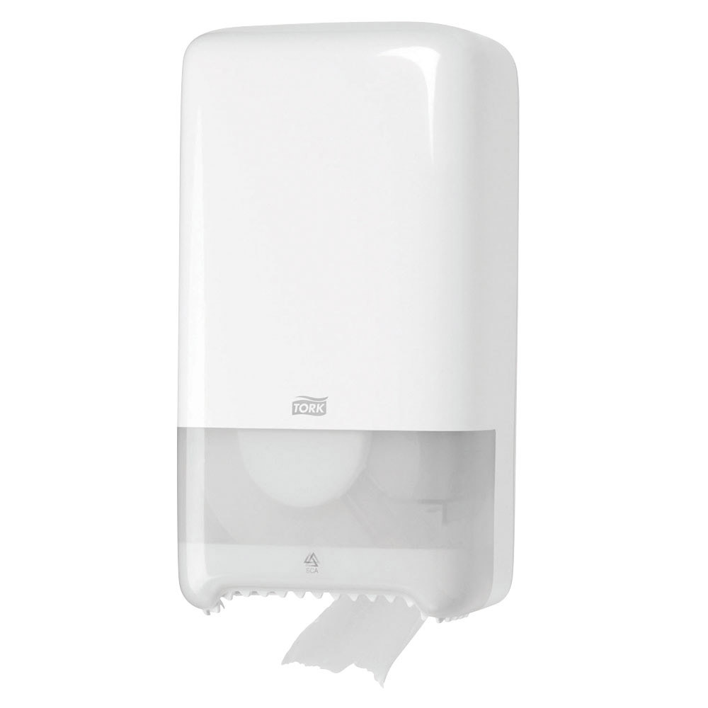 TORK® Elevation T6 Toilet Paper Compact Roll Auto Shift