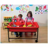 Sand and Water Play Tables