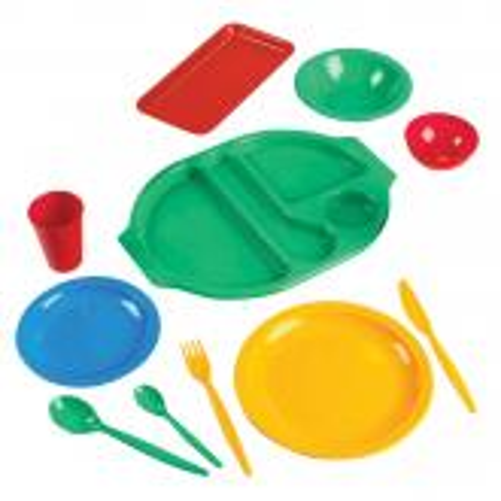 Polycarbonate Tableware