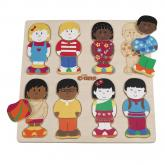People Puzzles