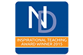 Celebrating success with the Inspirational Teaching Awards 2015