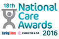 Finalists have been announced for the 2016 National Care Awards