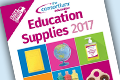 2017 Education Supplies catalogue is out now!