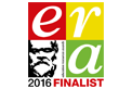 We are a finalist!