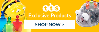 Shop our exclusive TTS products and resources