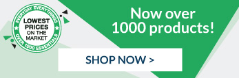 We have extended our everyday everythings range to over 1000 products. Shop now.