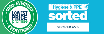 We've got your hygiene and PPE products sorted. Shop now!