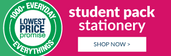 Student pack stationery