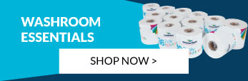 Shop our range of Washroom Essential products.