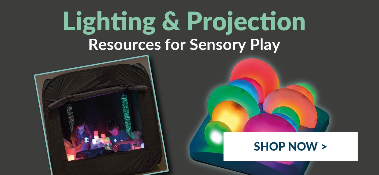 Lighting and Projection Early Years Sensory Resources