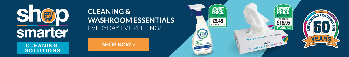 Cleaning and Washroom Essentials - Lowest Price Guaranteed! Shop Now.