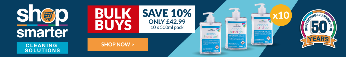 Stock up on your cleaning and hygiene essentials with these Bulk Buys. Shop Now.