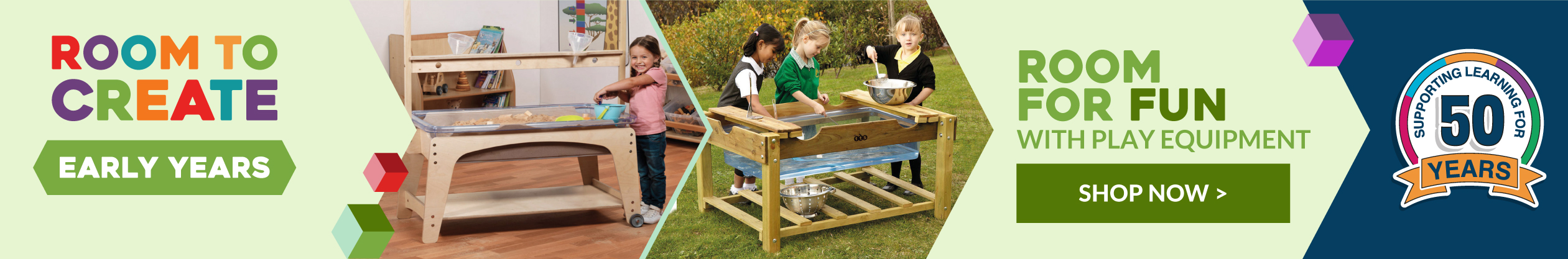 Discover our Eary Years messy play now. Shop Now