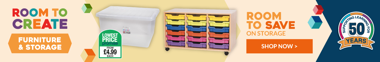 Express Delivery on our furniture and storage range. Shop Now.