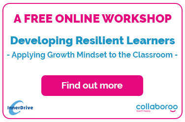 FREE ONLINE WORKSHOP - Developing Resilient Learners - click to find out more