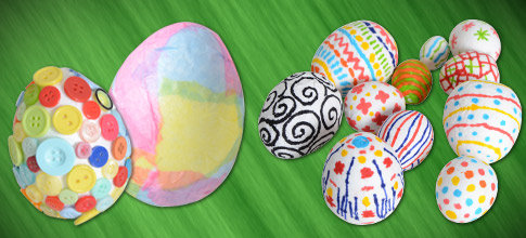 Easter Egg Craft Ideas The Consortium Early Years