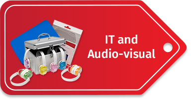 IT and Audio Visual