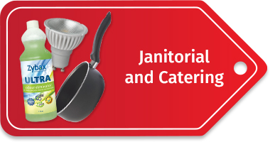 Janitorial and Catering