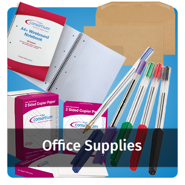 office supplies the consortium care