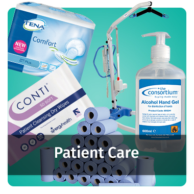 Patient Care range - view now
