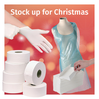 Stock up for Christmas - View now