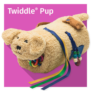 Twiddle™ Pup - View now