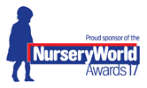 Proud sponsor of the NurseryWorld Awards17