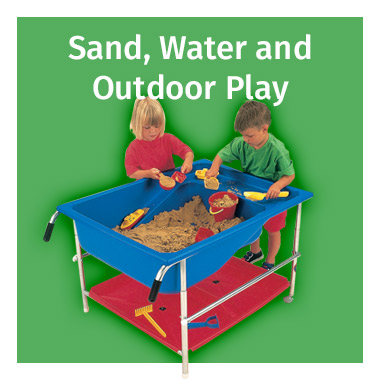 Sand, Water and Outdoor Play  - view now