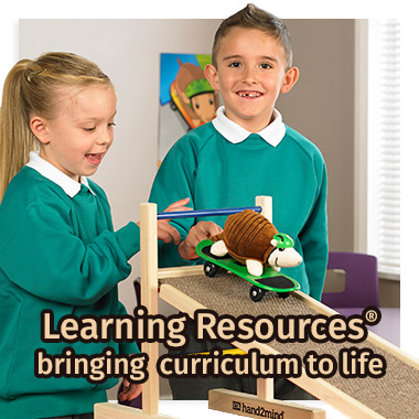 Bring the curriculum to life with award-winning product from Learning Resources® - View range now