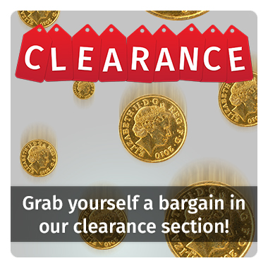 Clearance - view now